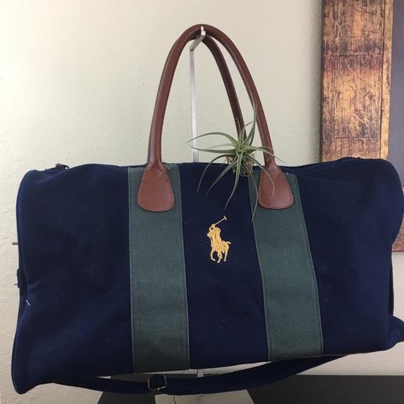 0f54716ced14 M 5a6a4da6a6e3eae03609ad43. Other Bags you may like. Polo Ralph Lauren  Duffle Bag